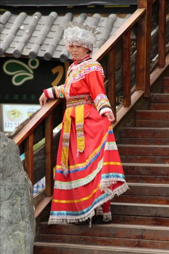 中国  今日も麗江古城を散策_街で見かけたいろいろ【中国】