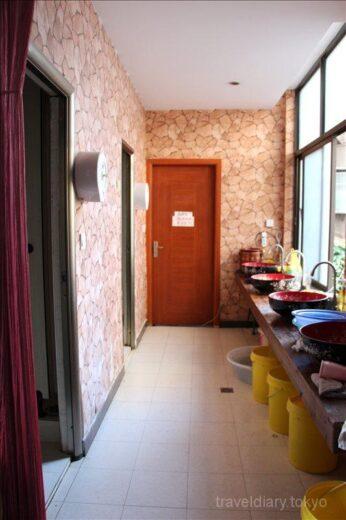 中国  昆明で苦労して見つけた安宿「雅居青年旅舎」【中国】
