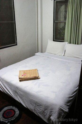 ラオス  ルアンパバーンの安宿「THANH THA PHONE Guest House」のご紹介
