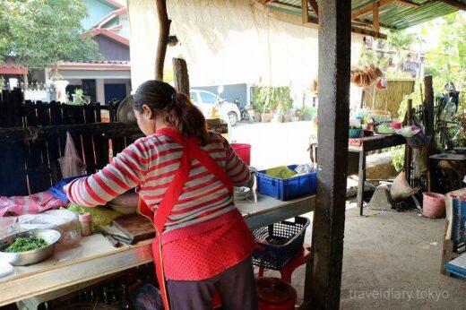 ラオス  レンタサイクルでルアンパバーンの街を散策_その1【ラオス】