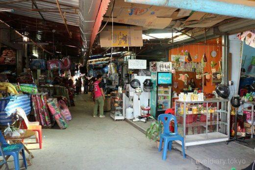 ラオス  レンタサイクルでルアンパバーンの街を散策_その2【ラオス】