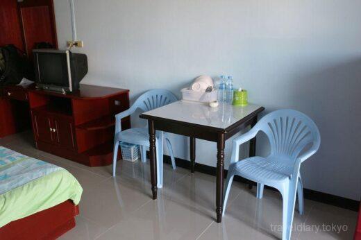 タイ  バンコクで宿泊した「Grand Mansion」のご紹介+両替情報【タイ】