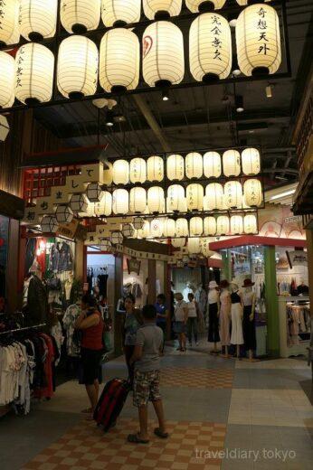 タイ  バンコクでオススメのショッピングモール_ターミナル21