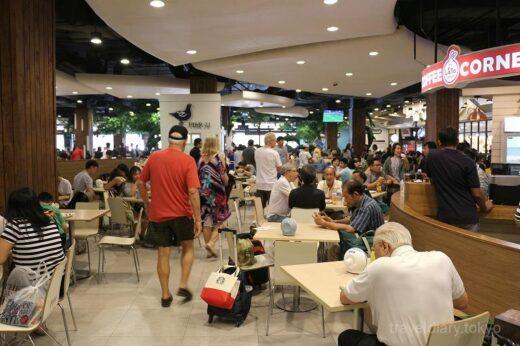 タイ  ターミナル21のフードコートは安くてオススメ【バンコク】