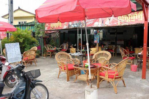 カンボジア  コッコンの安宿「ROZANA Guest House」のご紹介と街をブラブラした話