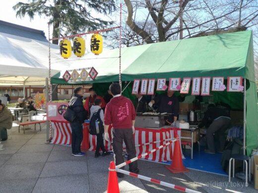 日本  2018年 初日のイベントは靖国神社で初詣