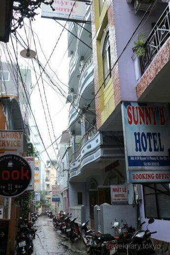 ベトナム  フエの安宿「ニャット ル ホテル」のご紹介【ベトナム】