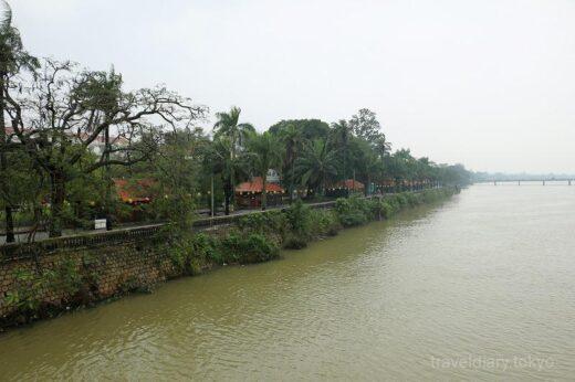 ベトナム  フエの街をブラブラ散策_ドンバ市場とか【ベトナム】