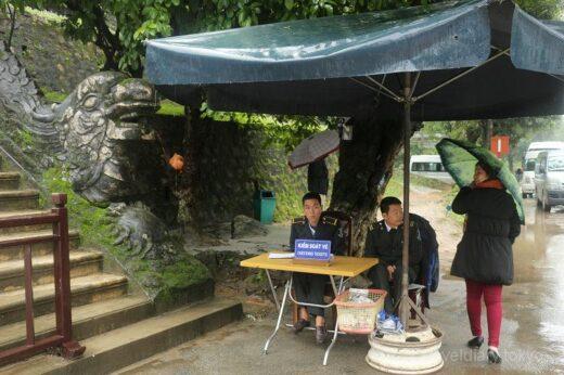 ベトナム  フエの世界遺産「歴史的建造物群」カイディン帝陵【ベトナム】