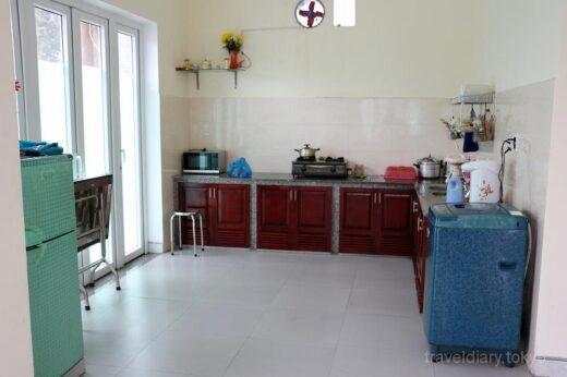カンボジア  ホイアンの安宿「ティエン アン ホームステイ」のご紹介【ベトナム】