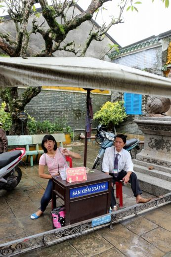 ベトナム  今日も古都ホイアンを散策【ベトナム】