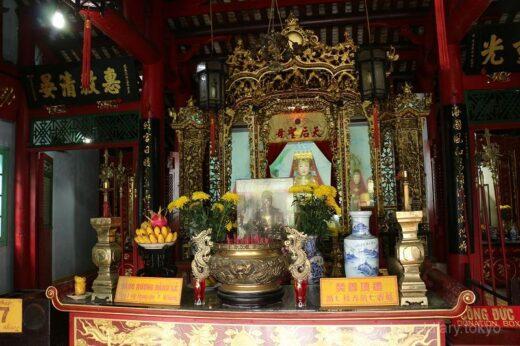 ベトナム  世界遺産の街「ホイアン」の観光名所を見学_貿易陶磁博物館とか