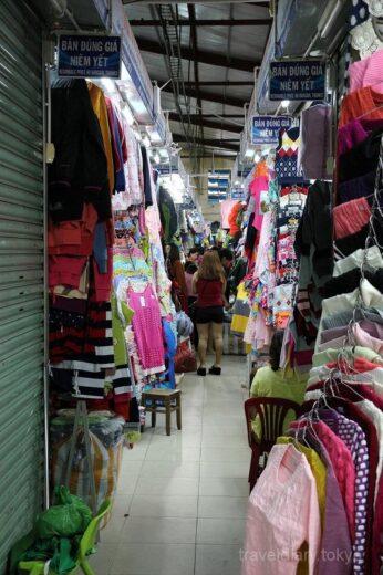 ベトナム  ダナンの二大市場「ハン市場」と「コン市場」を散策【ベトナム】