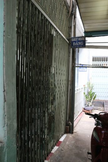 ベトナム  激安シングルルーム「Guest House DANG」のご紹介【ホーチミン】