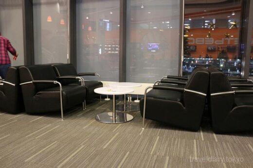 ロシア  プライオリティパスラウンジ「Galaxy Lounge」のご紹介【モスクワ】