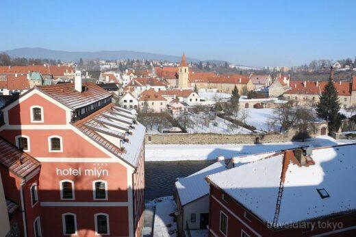 チェコ  美しすぎる街「チェスキークルムロフ」へバスで行ってきた【チェコ】