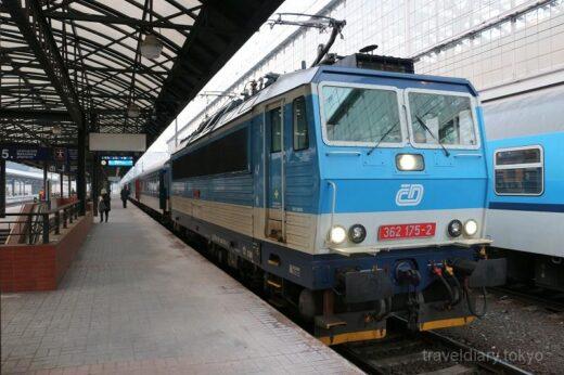 チェコ  クトナーホラへ鉄道で行くのはこんなに簡単だった【チェコ】