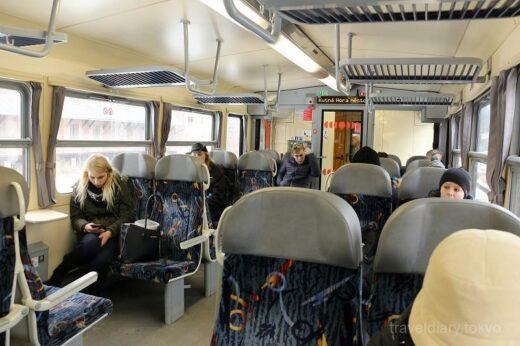 チェコ  クトナーホラ旧市街から鉄道に乗ってプラハ本駅へ【チェコ】
