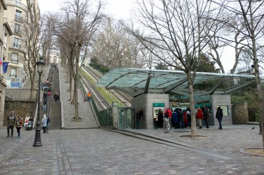 フランス  モンマルトルの丘の上にそびえ立つサクレクール寺院を見学【パリ】