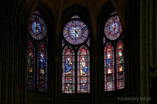 フランス  炎上したノートルダム大聖堂_2年前はこんなだった【パリ】