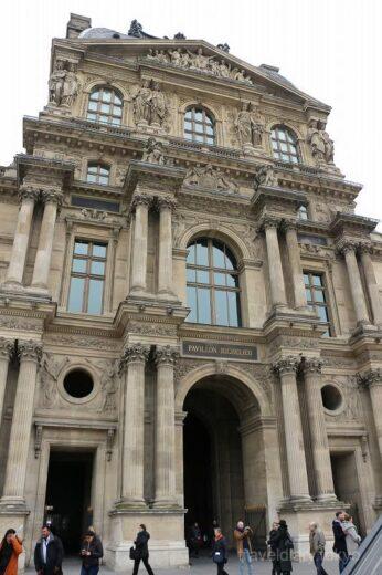 フランス  ノートルダム大聖堂からルーブル美術館までブラブラと歩いてみた